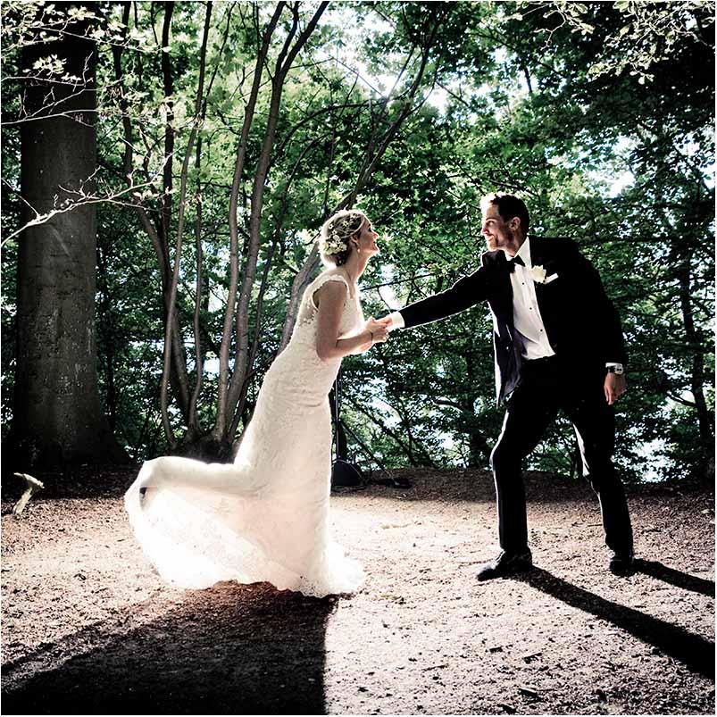 Bryllup Københavns Rådhus - Bryllupsforberedelser