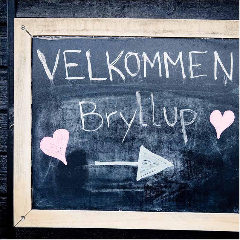 Er i igång med at planlægge jeres drømte bryllup i København